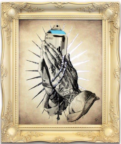 JJ Adams, S-Praying Hands