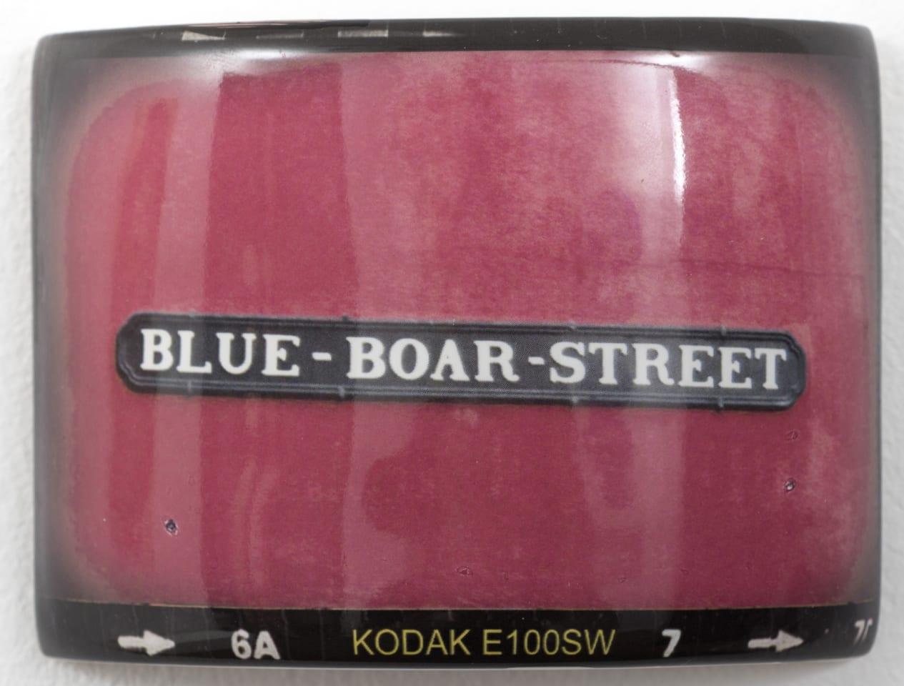 David Rhys Jones, Blue Boar Street