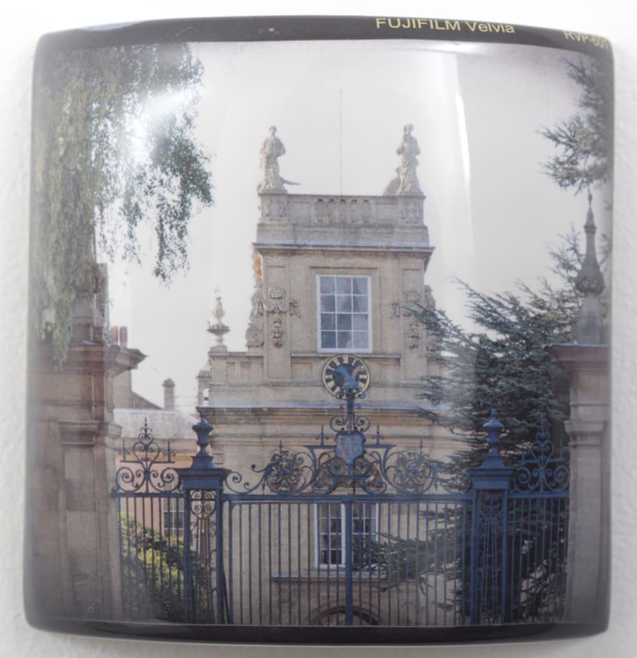 David Rhys Jones, Trinity College