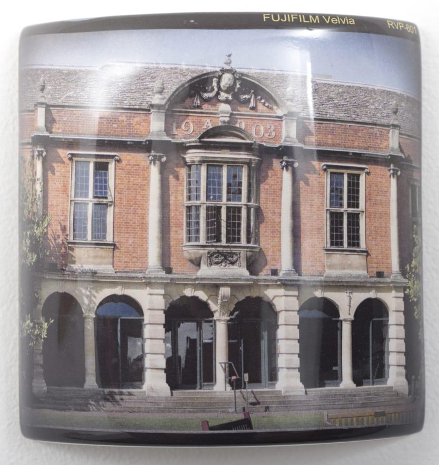 David Rhys Jones, Somerville College