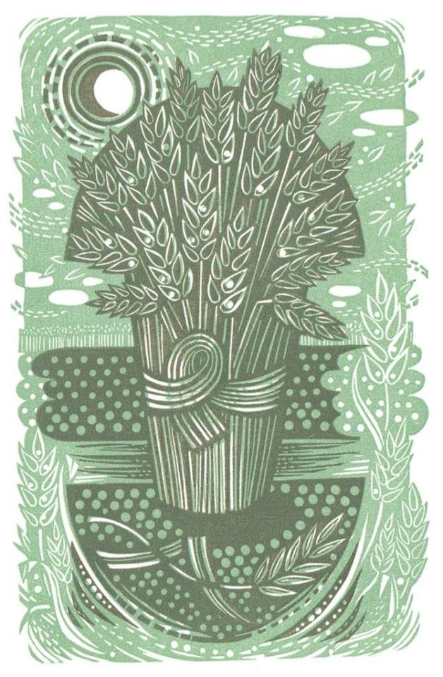Angie Lewin , Harvest