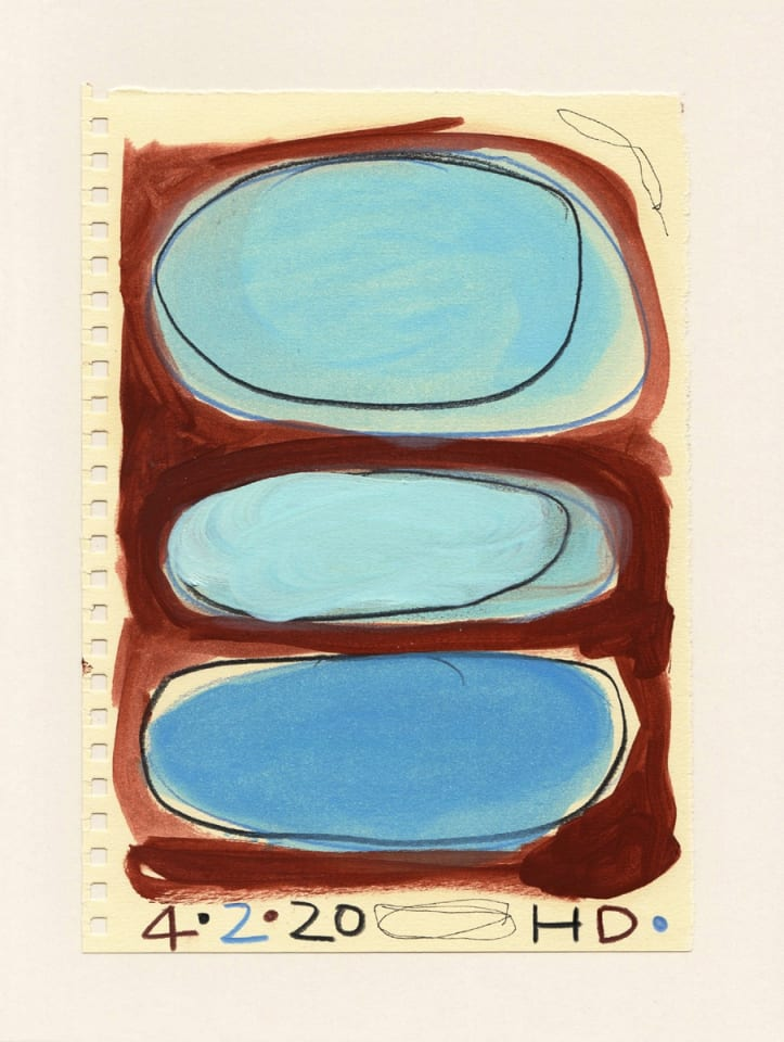 Henrietta Dubrey, Pools III, 2020