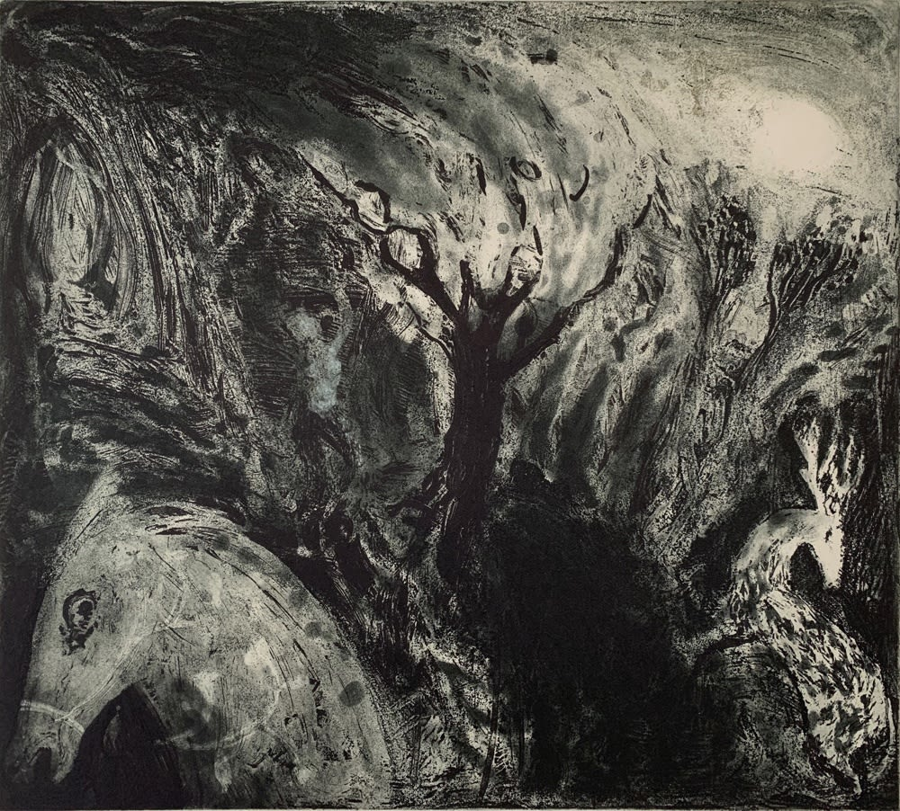 Flora McLachlan, The Burning Tree, 2020