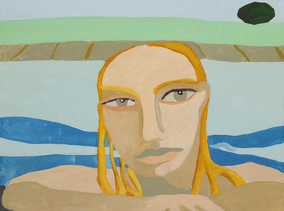 Henrietta Dubrey, Swim, 2020
