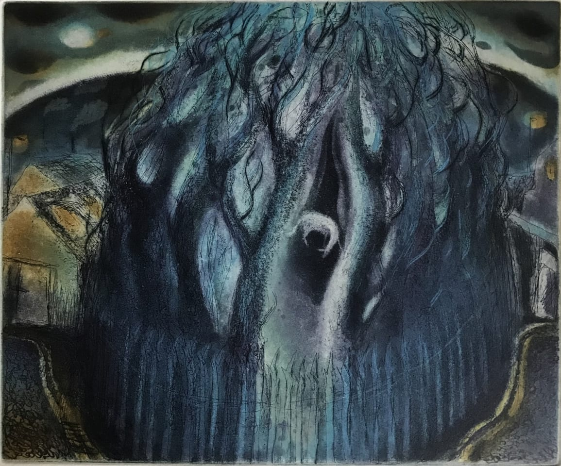 Flora McLachlan, The Forest Enclosed II