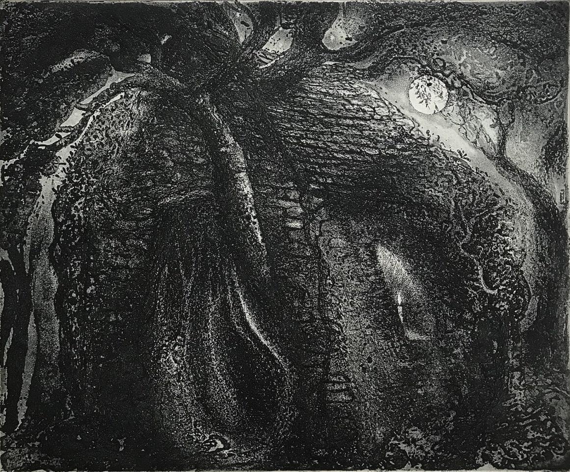 Flora McLachlan, The Perilous Chapel