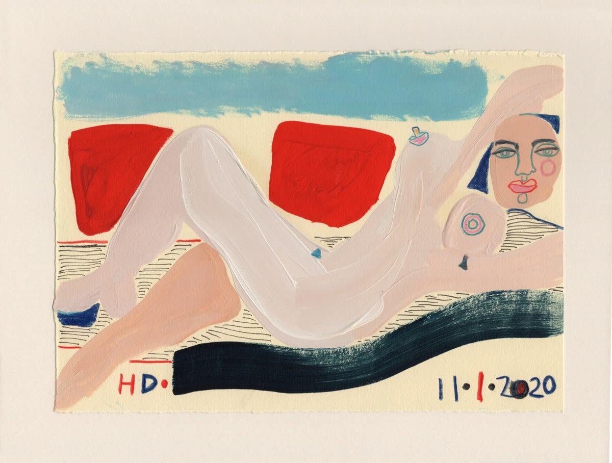 Henrietta Dubrey, Destination, 2020