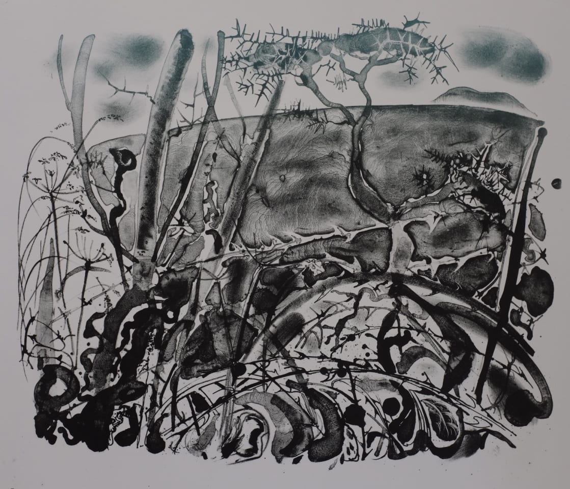 Flora McLachlan, Island Beyond the Dry Thorns
