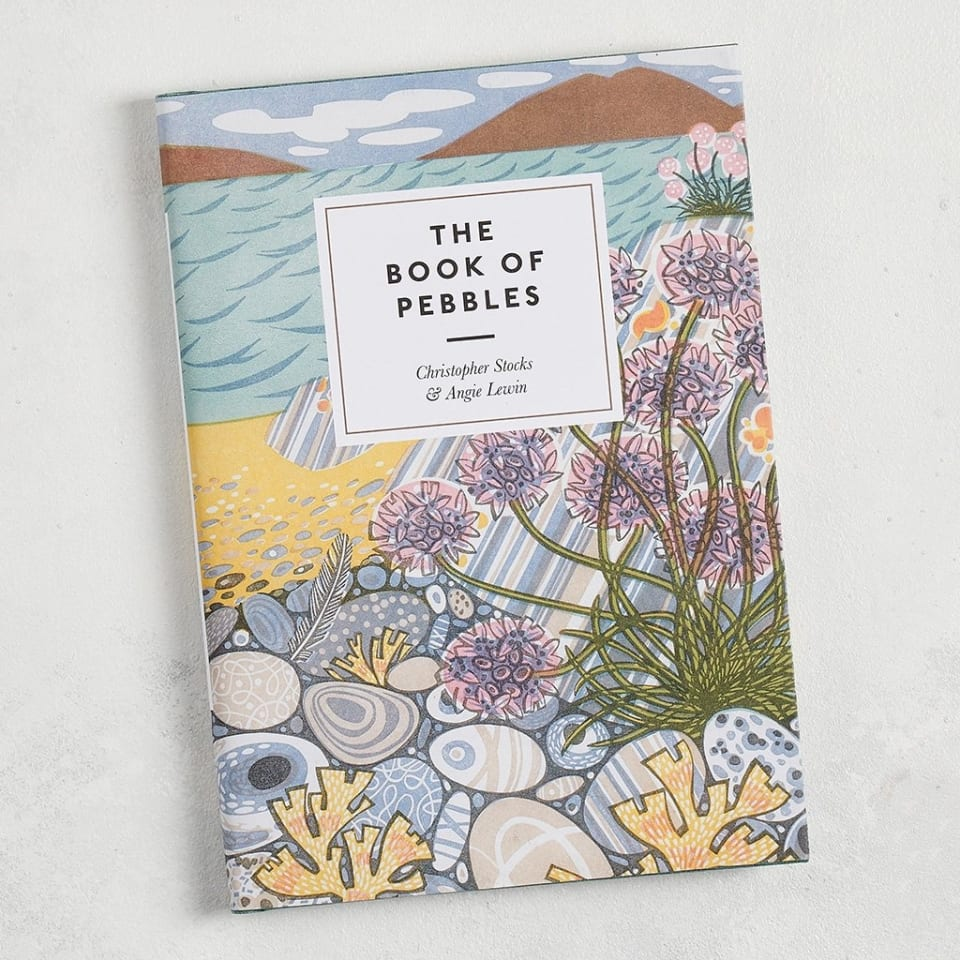Angie Lewin, The Book of Pebbles