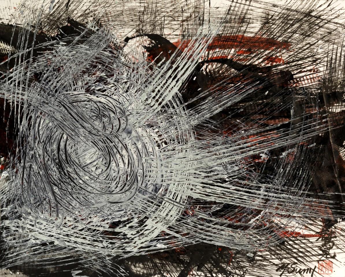 Yasuo Sumi, Untitled 06, 2006