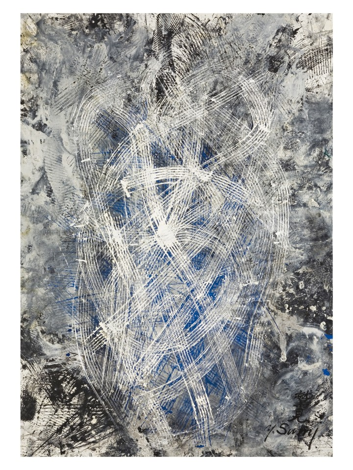Yasuo Sumi, Untitled - work 47, 2007