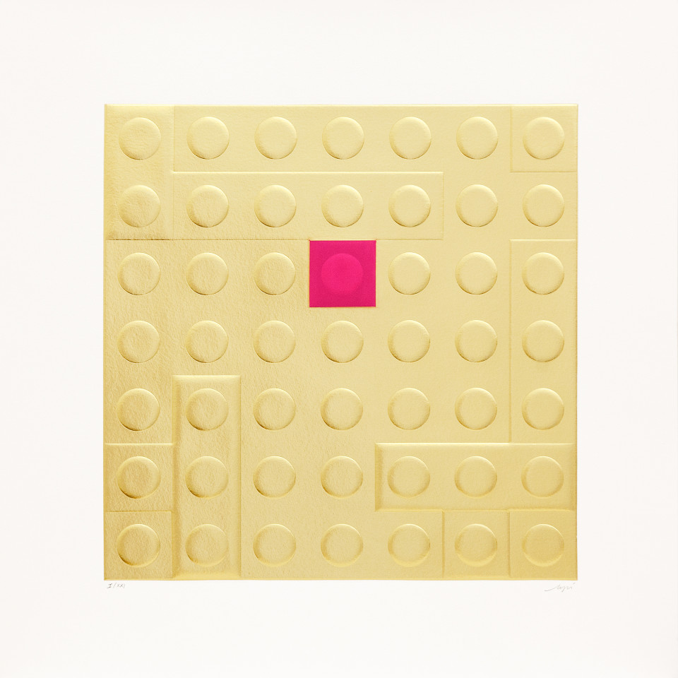 Matteo Negri, L'Ego Mondrian, 2016