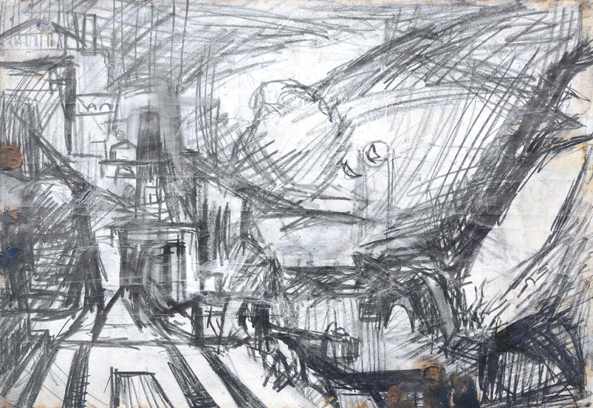 Frank Auerbach, FA 2