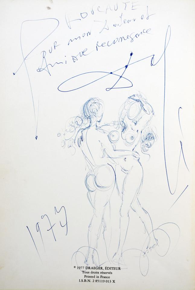 Salvador Dali, SD1, 1977