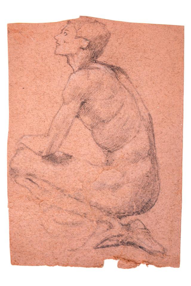 Edward Burne-Jones, EBJ1, c.1875 - 1898