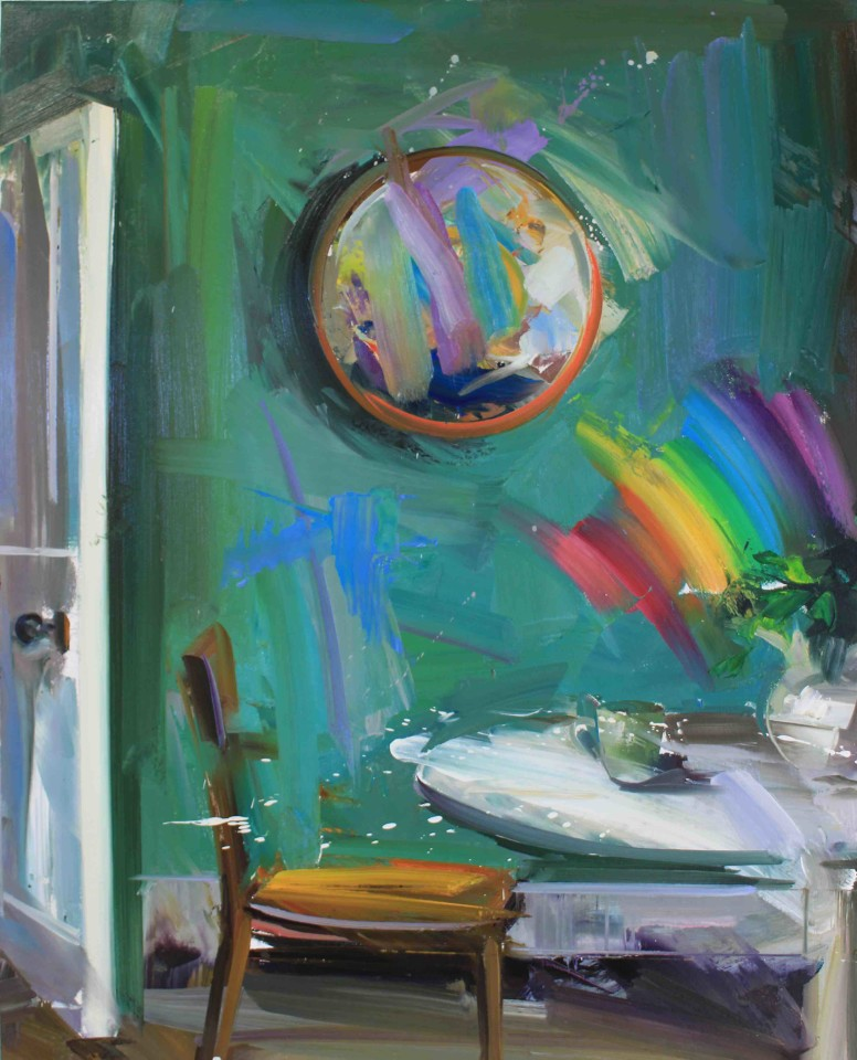 Paul Wright, Rainbow Room