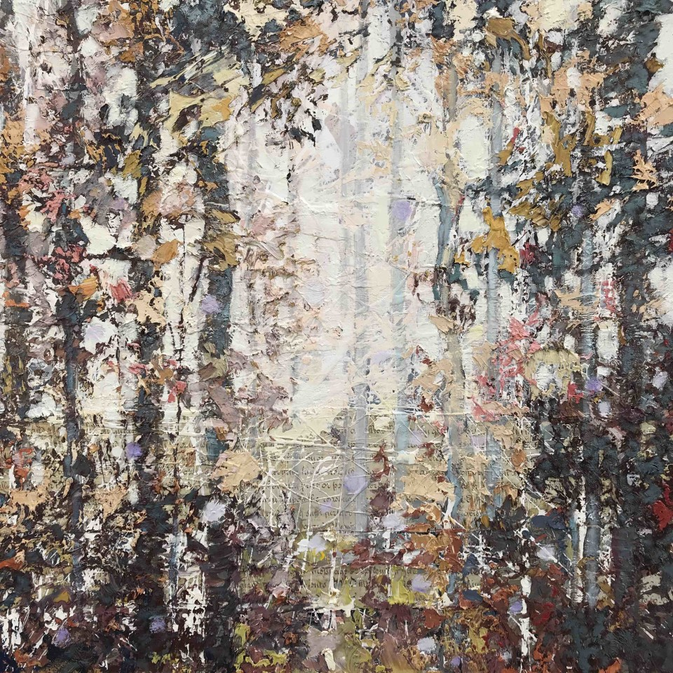 Paul Treasure, Forest Tales