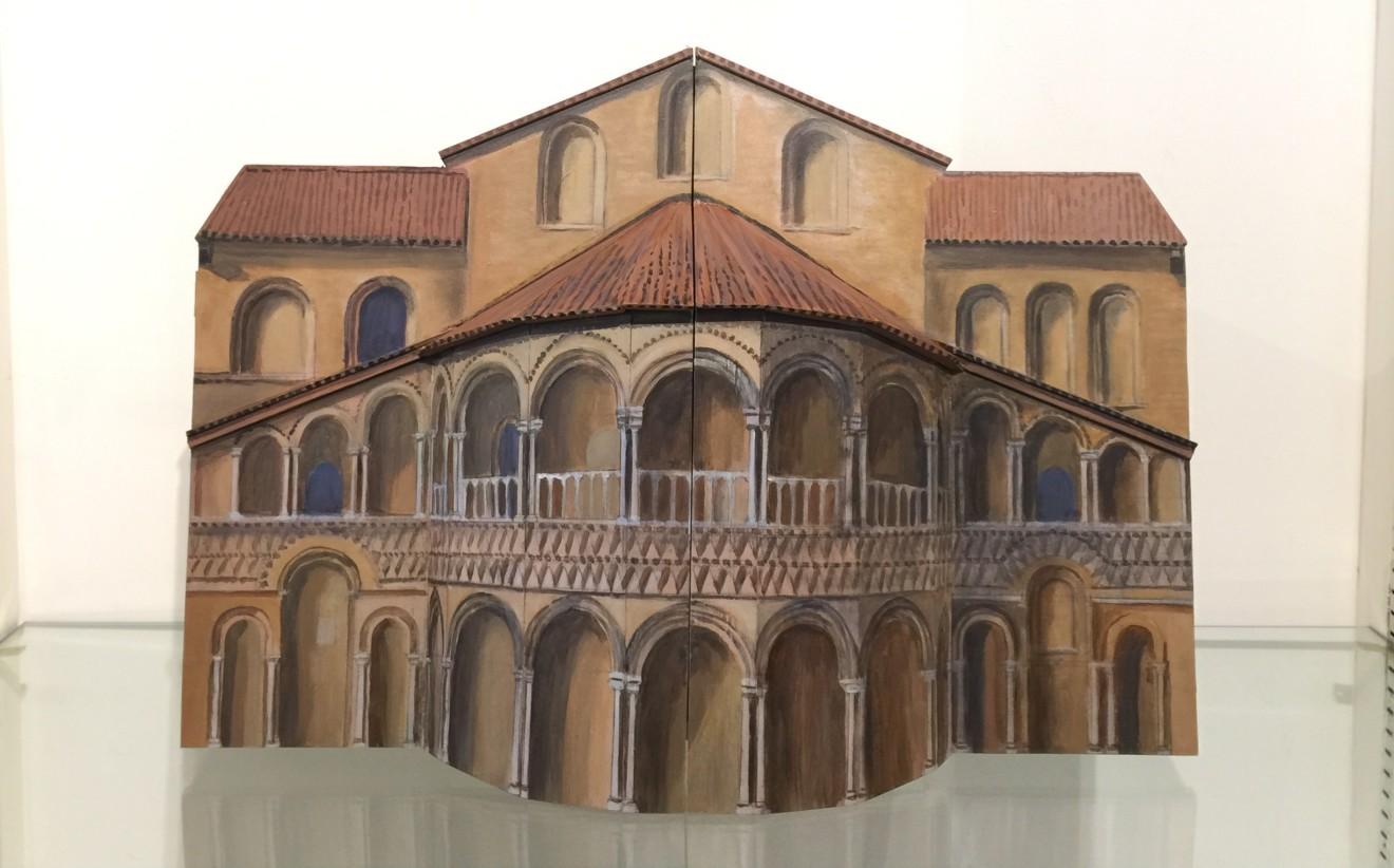 Joyce Pinch and John Pinch, Santa Maria y San Donato Venice