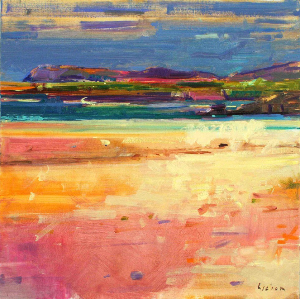 Peter Graham ROI, Barra, Outer Hebrides
