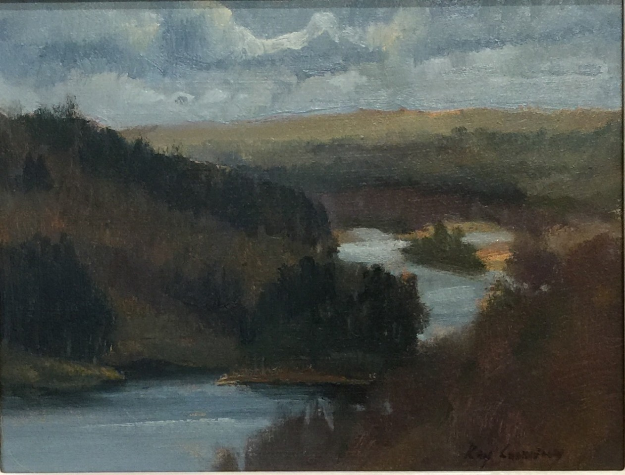 Roy Connelly, Loch Trool