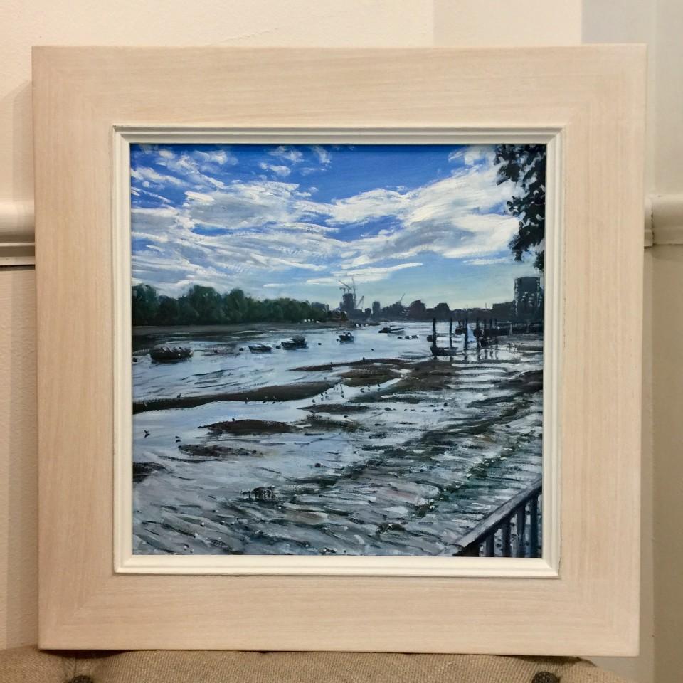 Ben Hughes, Low Tide, Putney
