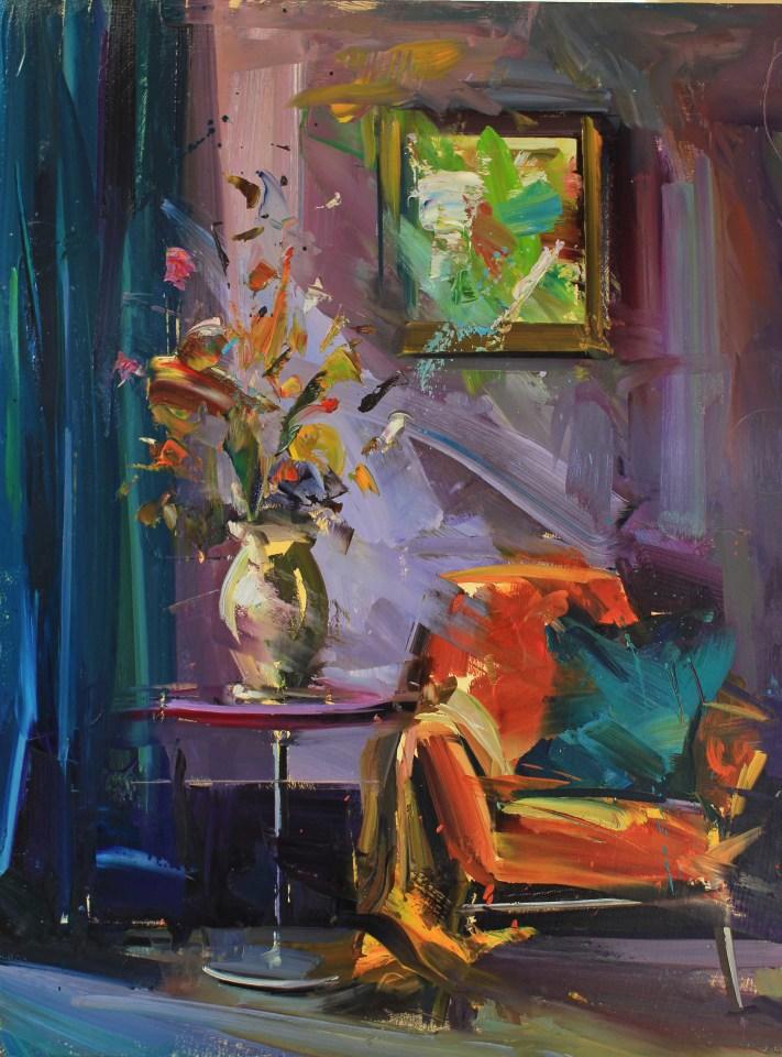 Paul Wright, Colour Spray