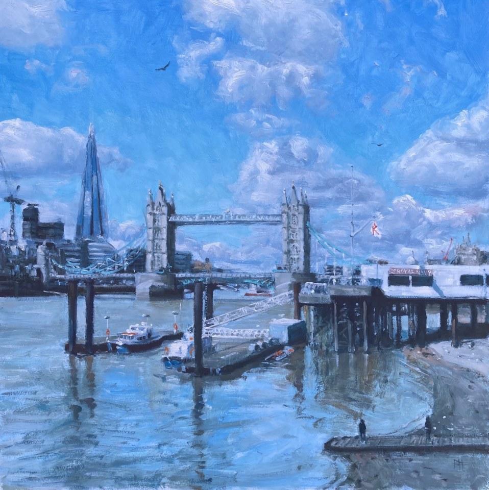 Ben Hughes, Tower Bridge