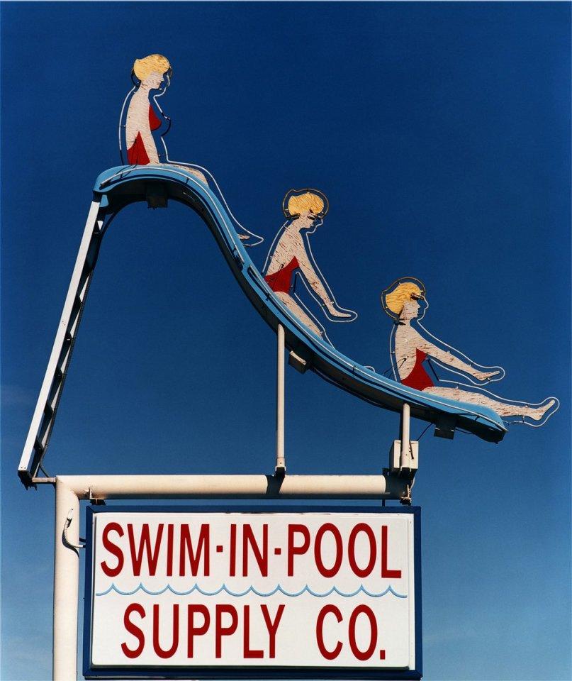 Richard Heeps, Swim-in-Pool Supply Co.