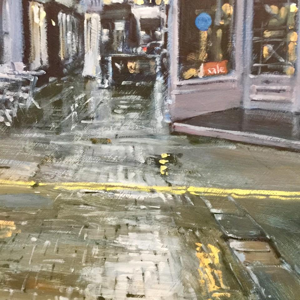 Ben Hughes, New Bond Street Place, Bath