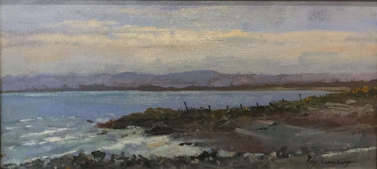 Roy Connelly, Luce Bay Evening