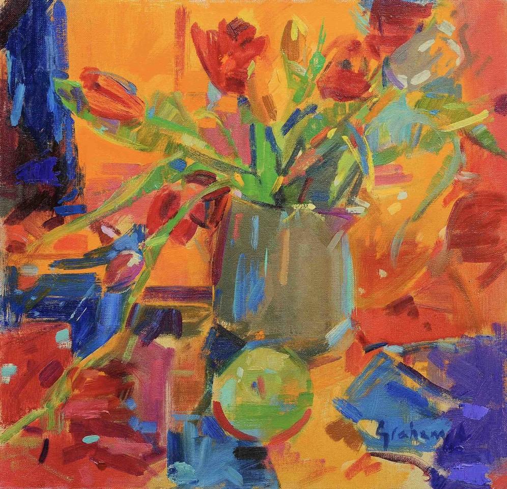 Peter Graham ROI, Tulips