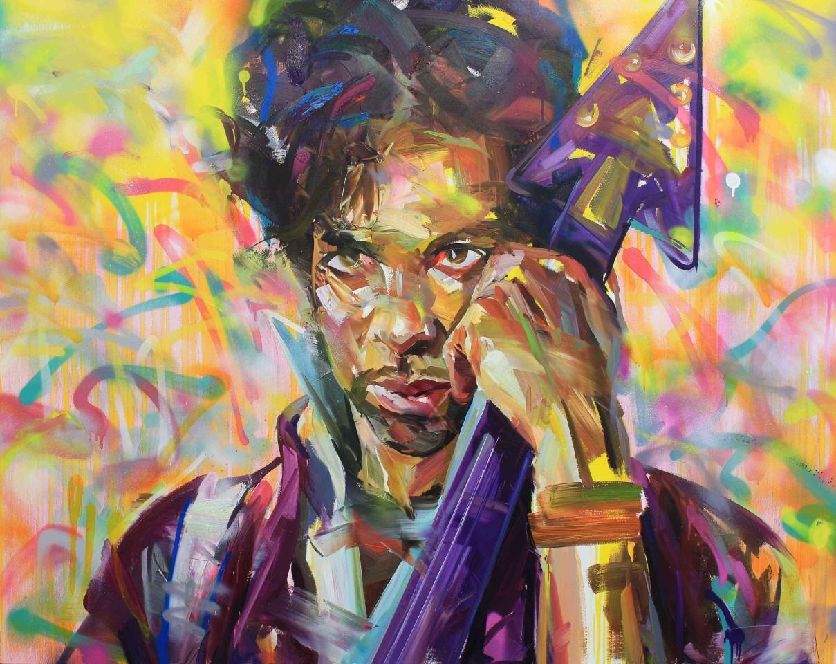 Paul Wright, Prince