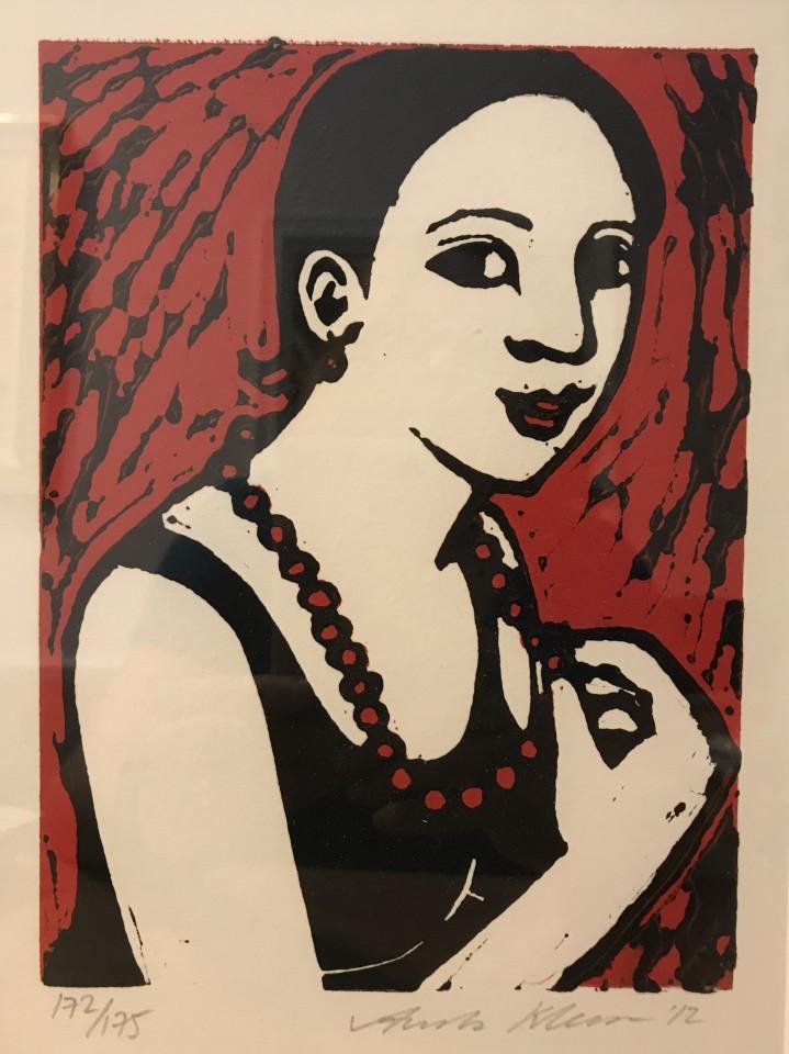 Anita Klein, The Ruby Necklace