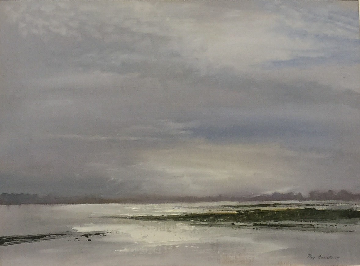Roy Connelly, Pagham Harbour