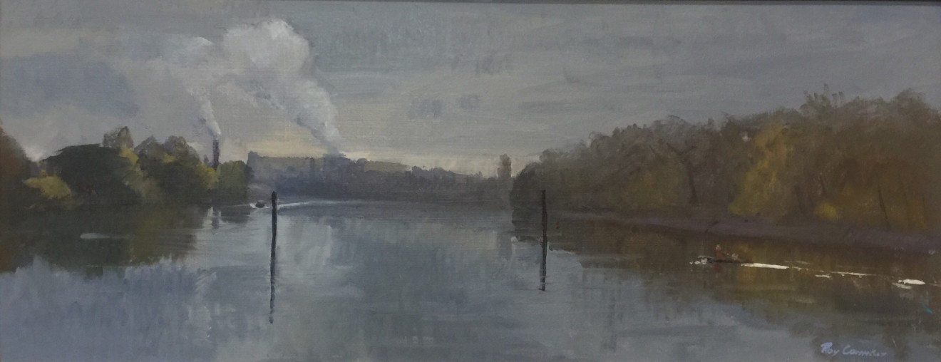 Roy Connelly, Tranquil Thames