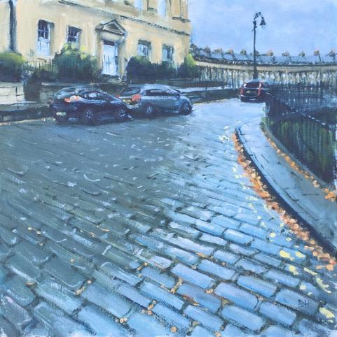 Ben Hughes, Royal Crescent Study I