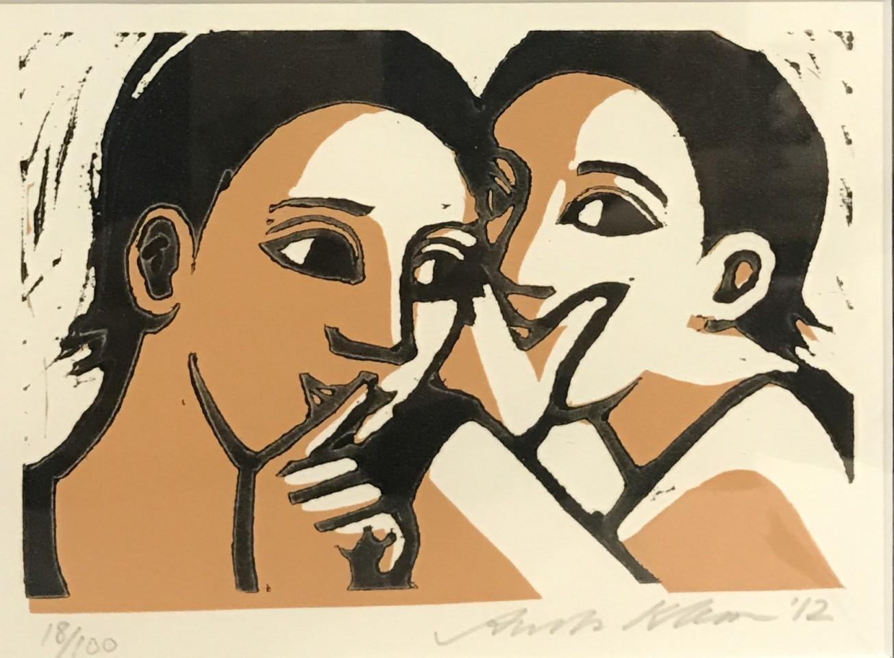 Anita Klein, Whispering
