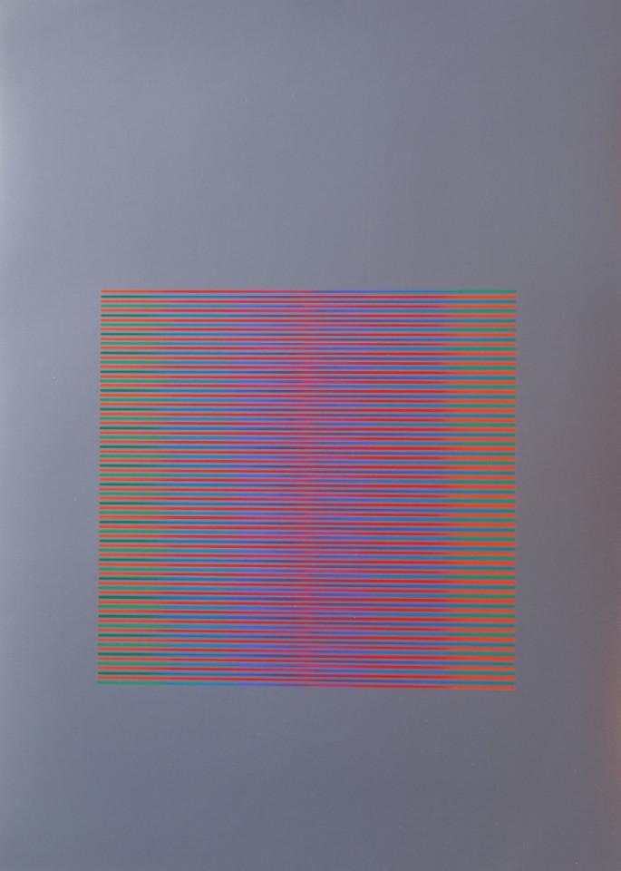 Julia Atkinson, Interchange -Series 25 - Silver, 1978