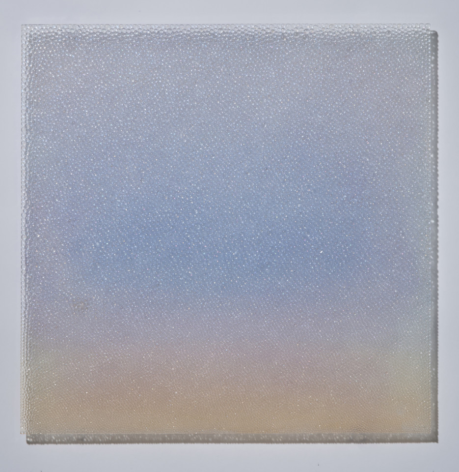 Jenn Shifflet, Iridescent Gradient, 2019