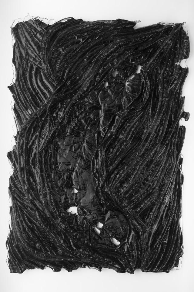 Kira Phoenix K'inan, The Heart's Invisible Furies, Black, 2016
