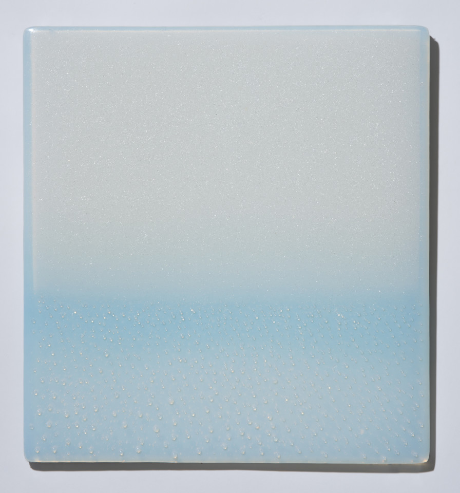 Jenn Shifflet, Opaline Blue Drift, 2019