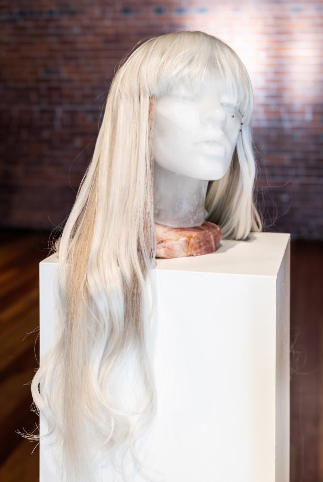 Emily Endo, Lunar Child I, 2019