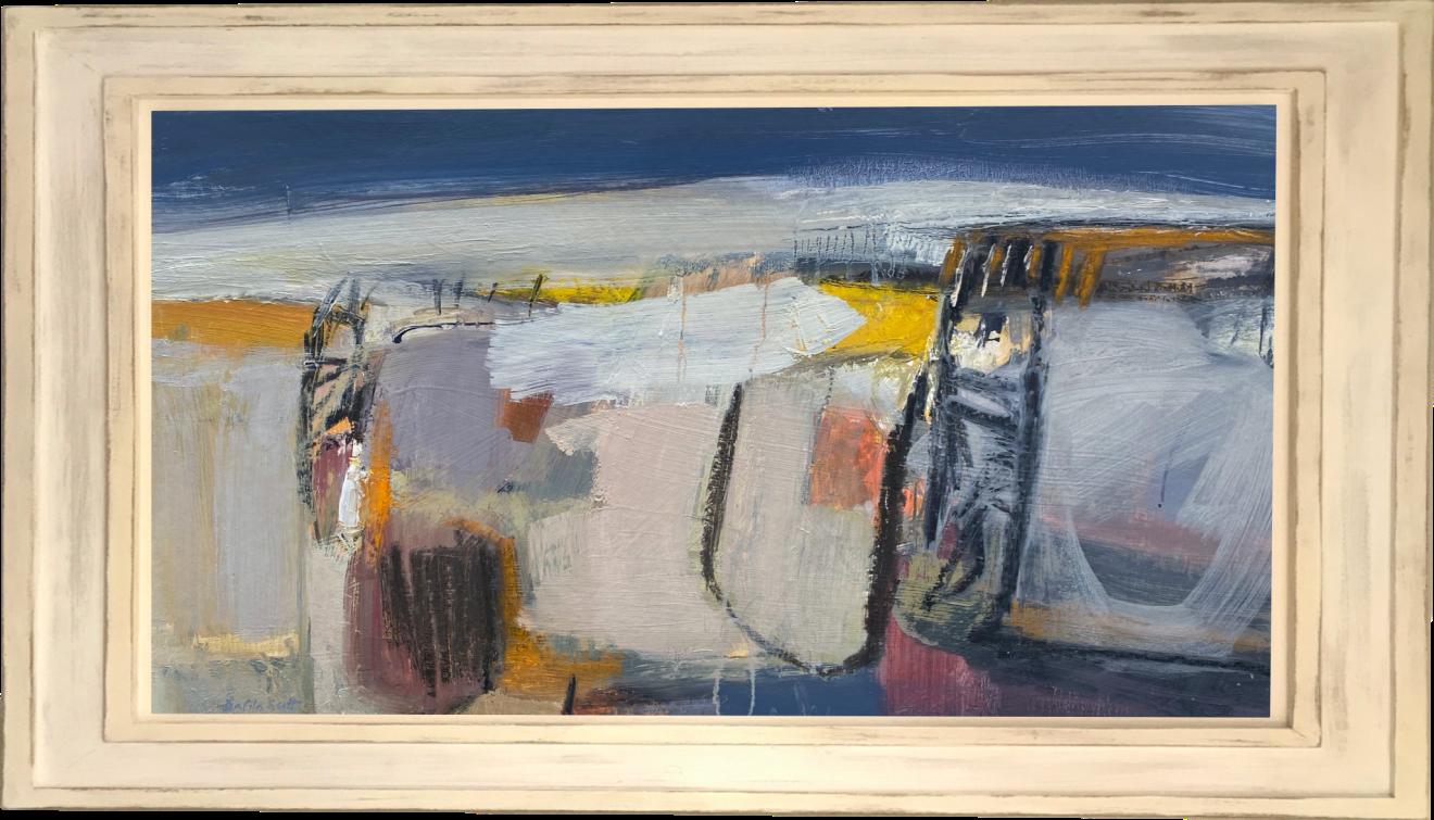 Dafila Scott, A Walk in the Wilderness (London Gallery)