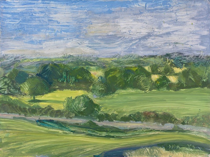 Celia Montague, Above Charlbury