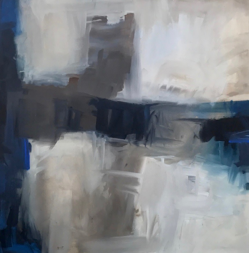 Malcolm Chandler, Mist and Form (Hungerford Gallery)
