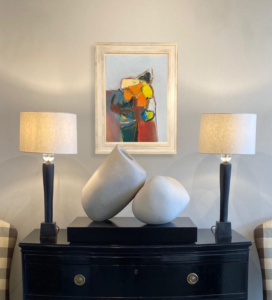 Dafila Scott, Still Life with Lemon (Hungerford Gallery)