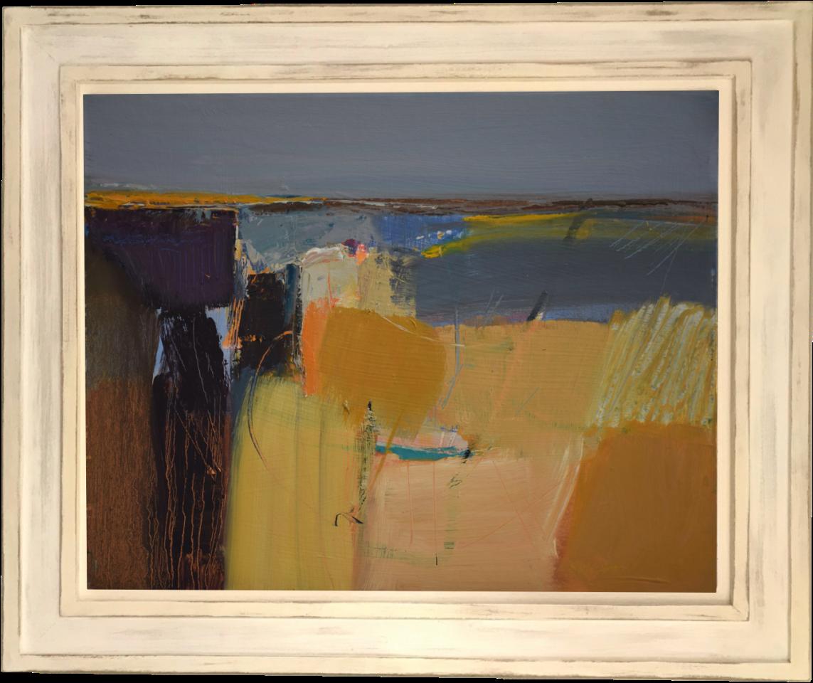 Dafila Scott, Summer at the Coast (Hungerford Gallery)