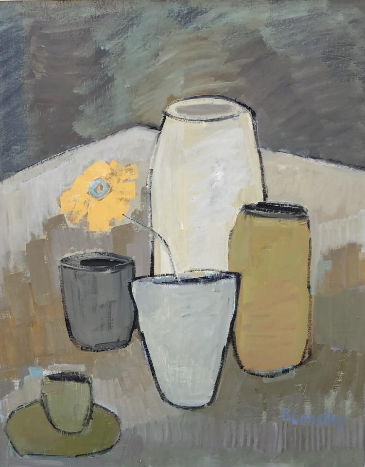 Bridget Lansley, Sunshine Yellow