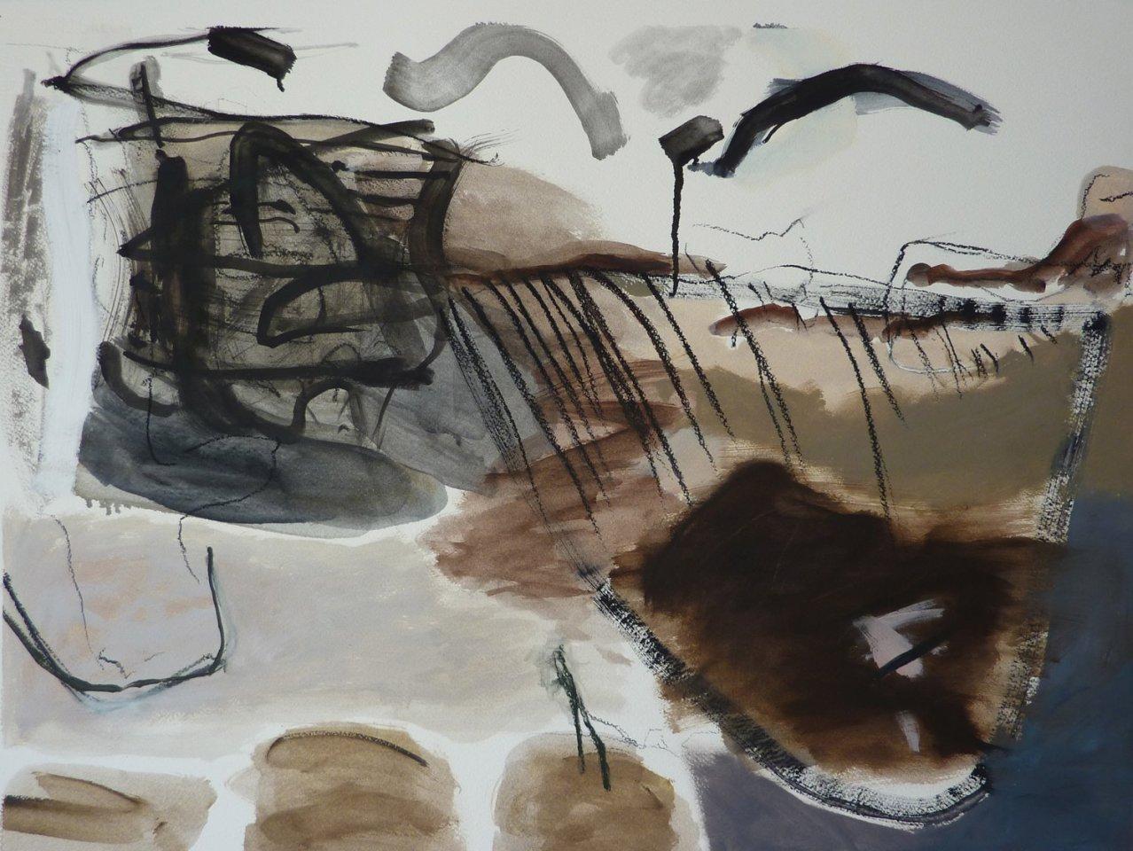 Dooze Storey, Hitch (London Gallery)