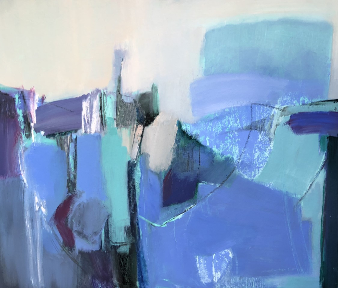 Dafila Scott, Beside the Water (London Gallery)